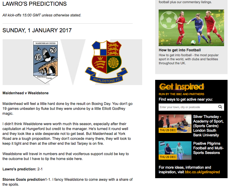lawro-prediction-maidenhead